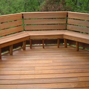 Defy Natural pine wood stain